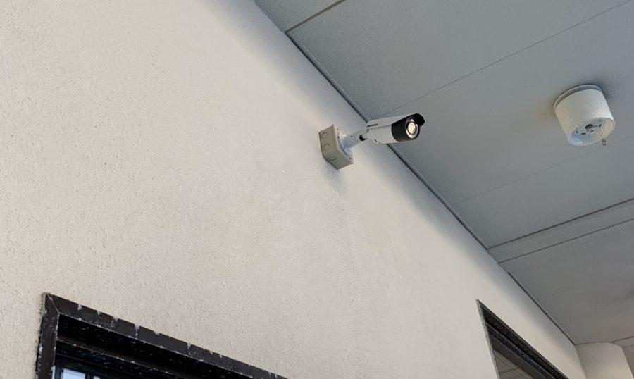 2防犯カメラ